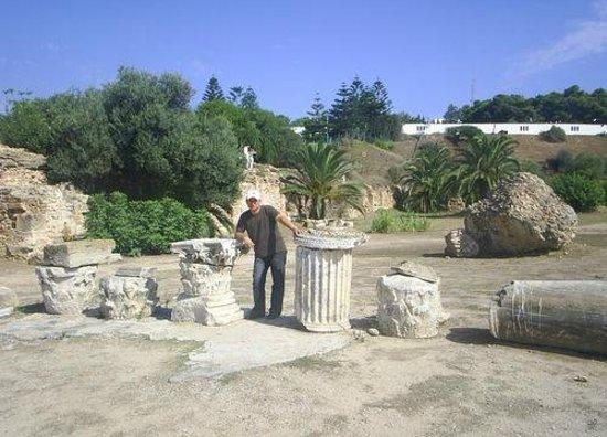 Punic Ports & Museum: Руины Карфагена