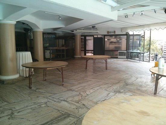 Manquehue Santiago Las Condes: Salão de festas