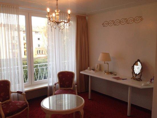 Brenner Hotel: Geschmackvolle Einrichtung