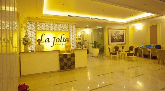 Silverland Jolie Hotel & Spa: Lobby Area