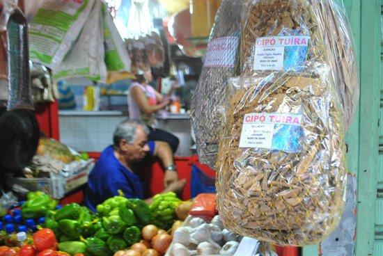 Adolpho Lisboa Municipal Market: Mercado