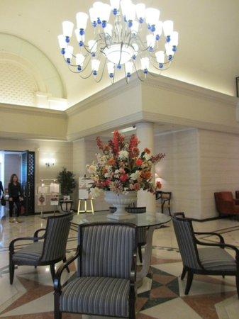 Hotel Trusty Shinsaibashi: ロビー