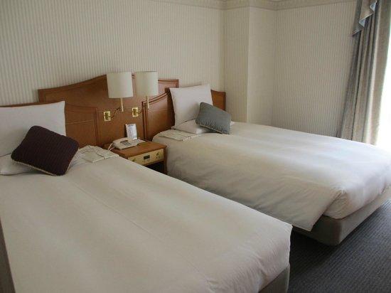 Hotel Trusty Shinsaibashi: 客室