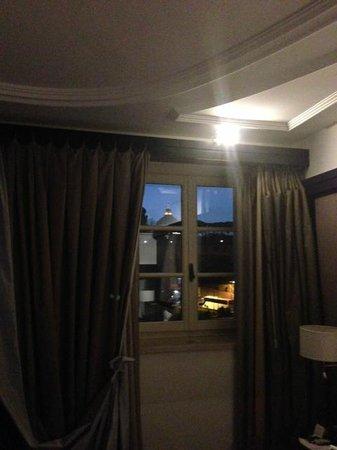 Gran Melia Rome: Vistas desde la habitacion