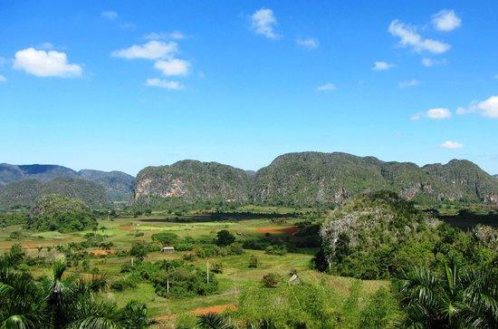 Valle de Vinales : моготе