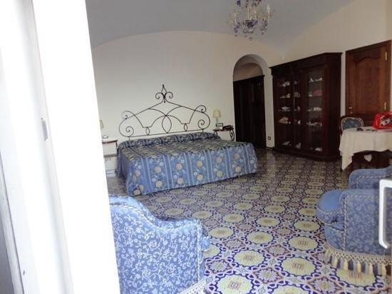 La Tonnarella: suite