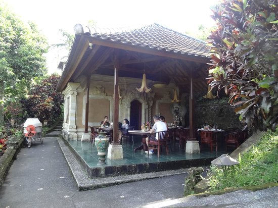 Tanah Merah Art Resort : restaurant pour le petit déjeuner