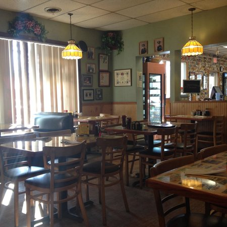 Country Diner : Interior