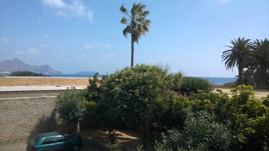 Hotel Porto Santo & SPA: View from my room