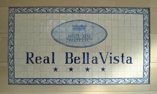 Real Bellavista Hotel & Spa: Sign