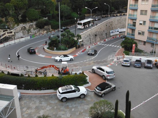 Fairmont Monte Carlo: Famous Hairpin Room