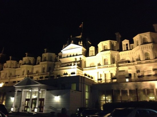 The Grand Hotel Eastbourne : lovely