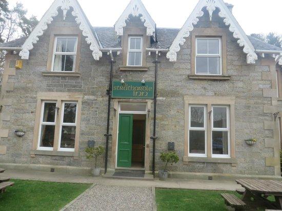 The Strathardle Inn: the hotel