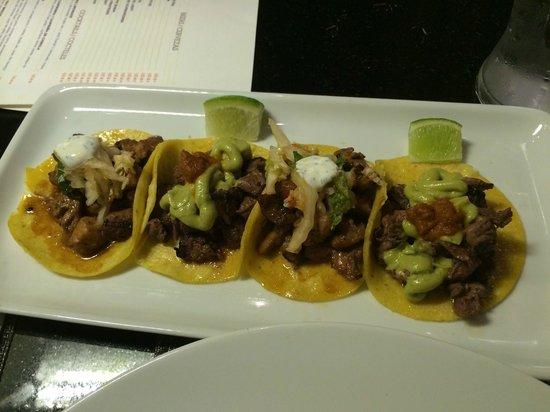 Hard Rock Cafe - Punta Cana: Yummy Tacos
