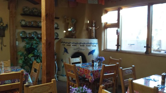 El Paradero Bed and Breakfast Inn: Breakfast room