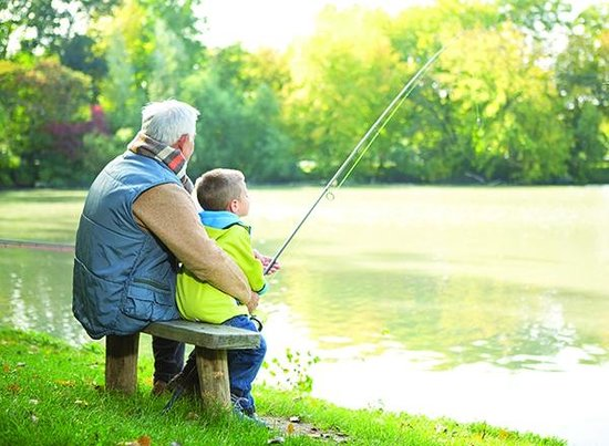 Meadow Lakes Holiday Park : Free fishing with your holiday at Meadow Lakes