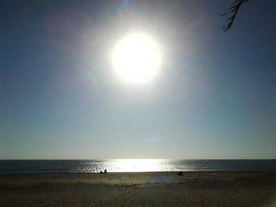 Agonda White Sand: Sunset