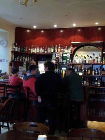 The Strathardle Inn: bar
