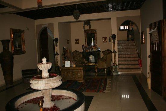 Albakech House : Reception area