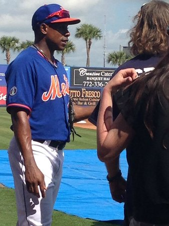 First Data Field: Curtis Granderson