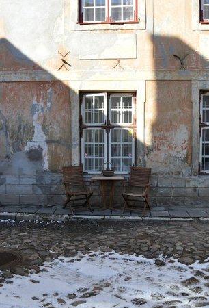 Tallinn Free Tour : Нетуристический уголок :)