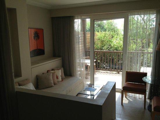The Westin Resort, Costa Navarino : our suite