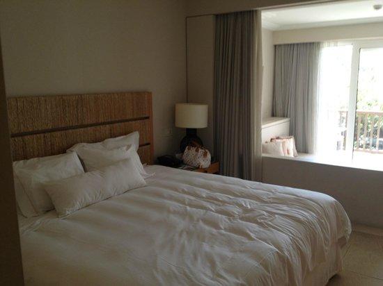 The Westin Resort, Costa Navarino : our room