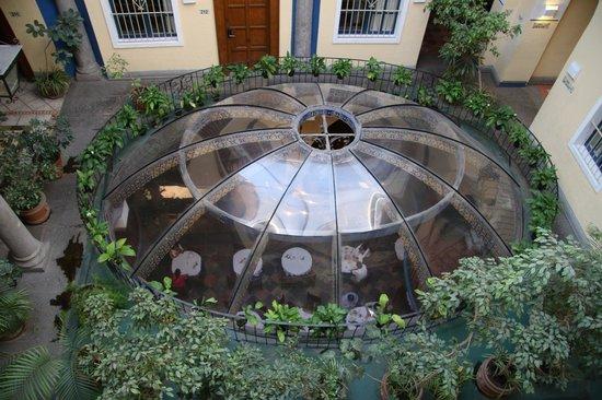 Hotel Colonial de Puebla : Interior B