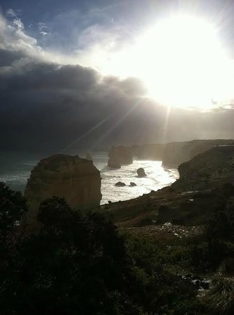 The Great Ocean Road: This was taken by my boyfriend on his old iPhone.  You can't go wrong!