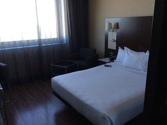 AC Hotel Barcelona Forum by Marriott: not huge, not terrible