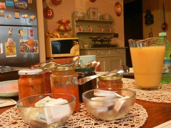 Il Medolo di Pusterla : colazione