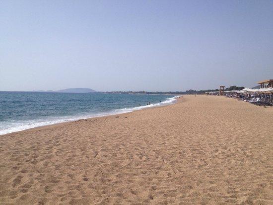 The Westin Resort, Costa Navarino: beach