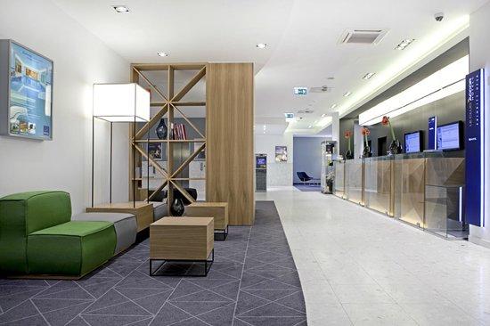 Novotel Krakow Centrum : Reception