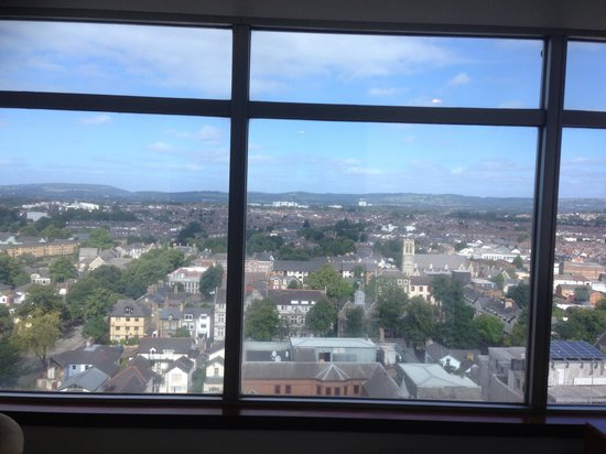 Mercure Cardiff Holland House Hotel and Spa: View