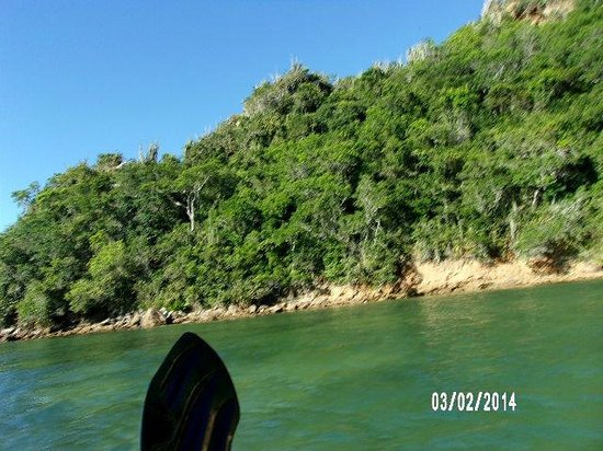 Tartaruga Beach : vista