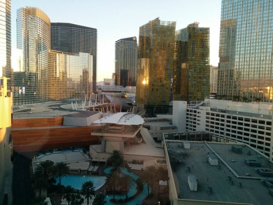 Monte Carlo Resort & Casino: View from room window