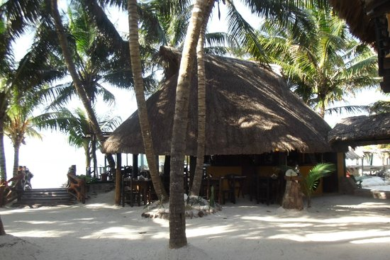"Beachfront Hotel La Palapa: Restaurante ""Casa Nostra"""