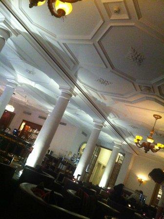 Kempinski Grand Hotel des Bains St. Moritz: Hotel Bar