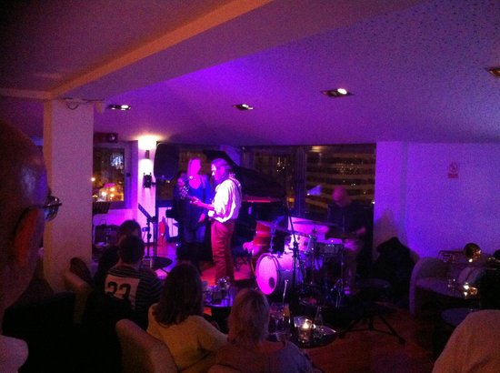 Bar Blue Jazz Club 18 03 2014 Picture Of Blue Jazz Club Majorca Tripadvisor