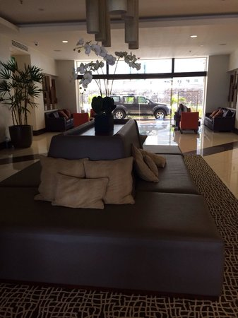 Wyndham Garden San Jose Escazu : Lobby
