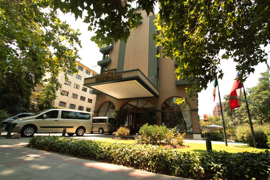 Hotel Torremayor Lyon: Frontis Hotel