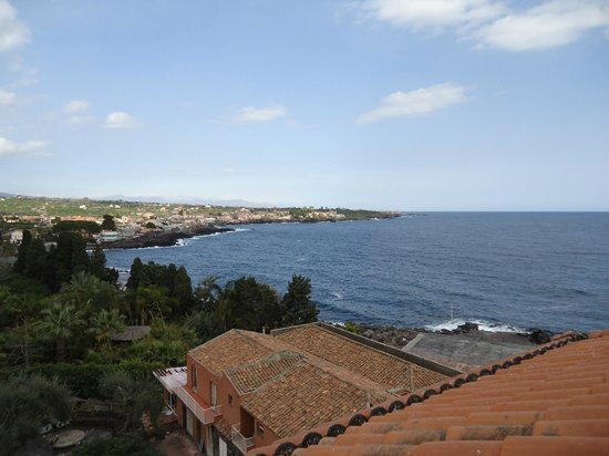 Hotel Santa Tecla Palace: Views from our room
