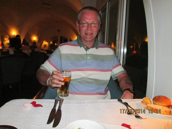 Restaurant Le Méditerranée : fantastic night