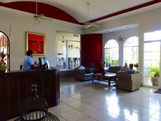 Hotel Executive Managua : Lobby