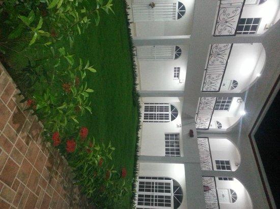 Hotel Executive Managua: Parte nueva