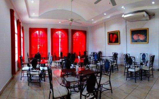 Hotel Executive Managua: Salon/ Comedor