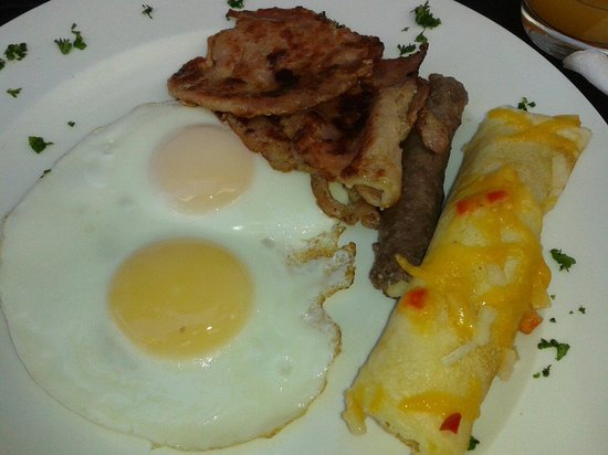 Wilton Manor Guest House : Hearty breakfast