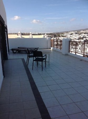 Gran Castillo Tagoro Family & Fun Playa Blanca: terrace room 7317