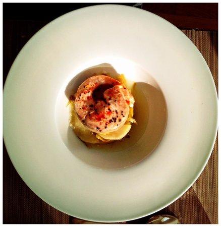 Ooh La La Food: Salmon and leeks