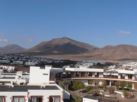 Gran Castillo Tagoro Family & Fun: view from terrace of room 7317
